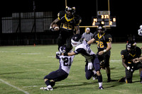 Manteo Varsity Football versus First Flight 9/7/12