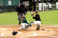 Manteo Junior Varsity Baseball versus Northeastern 4/15/15