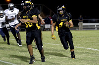 Manteo Junior Varsity Football versus Riverside 9/13/12