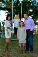 The Foreman Family Fall 2012