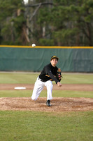Manteo Junior Varsity Baseball versus First Flight 3/7/16