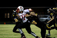 Manteo JV Football versus Currituck 8/18/16
