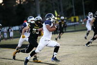 Manteo Varsity Football versus First Flight 4/5/21