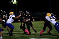 Manteo JV Football versus Edenton 10/12/17