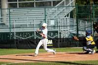 Manteo Varsity Baseball 'Senior Night' versus Plymouth 5/1/18