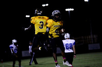 Manteo Varsity Football Homecoming versus Camden 10/13/18