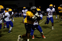 Manteo Varsity Football 'Senior Night' versus Edenton 10/25/18