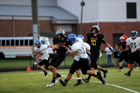 Manteo Varsity Football versus Columbia 8/29/19