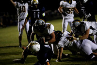 Manteo Varsity Football versus First Flight 'Marlin Bowl' 10/4/19