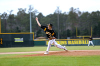 Manteo JV Baseball versus Currituck 3/11/20