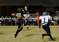 Manteo Varsity Football Playoff versus Southside 11/11/11