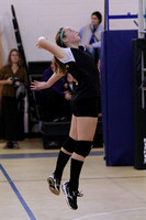 Manteo Middle Volleyball versus First Flight 10/20/14