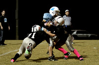 Dare County Championship Bears versus Panthers 11/7/11