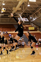 Manteo Volleyball versus Creswell 10/13/15