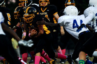 Manteo Middle School Football versus Camden 10/15/15