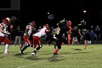 Manteo Varisty Football versus Gates Homecoming 2015 10/16/15