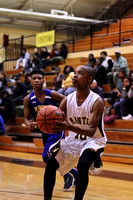 Manteo JV Basketball versus Plymouth 2/6/16