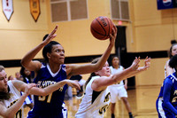 Manteo Women's Basketball versus Plymouth 2/6/16