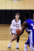 Manteo Varsity Basketball versus Plymouth 2/6/16