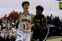 Manteo Middle Men's Basketball versus Elizabeth City 12/16/15