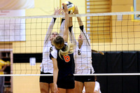 Manteo Volleyball versus Creswell 9/4/14