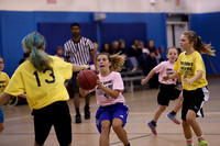 Dare County Girl's Basketball Shrugs versus Queens 1/31/17