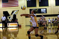 Manteo Volleyball versus Gates County 9/14/17