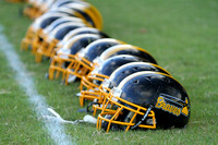 Manteo Middle Football versus Camden 9/10/14