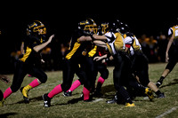 Manteo Middle Football verus Perquimans 10/26/16