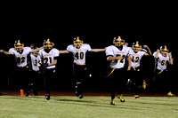 Manteo Middle Football versus First Flight 10/1/14