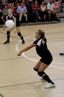 Manteo Middle Volleyball versus Elizabeth City 9/15/14