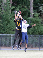 Manteo Middle Braves versus First Flight Seahawks 10/5/11