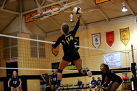 Manteo Volleyball versus Ocracoke 9/13/16