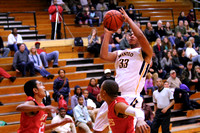 Manteo Varsity Basketball versus Gates County 1/8/14