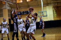 Manteo Women's Basketball versus First Flight 11/30/16
