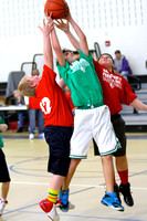 Dare County Youth Basketball Bulls versus Celtics 2/1/14