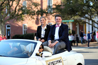 Manteo Homecoming Parade 10/28/16