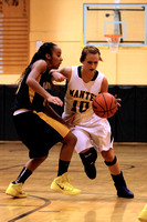 Lady Redskin Basketball versus Perquimans 12/6/13