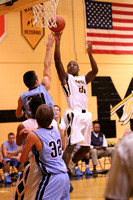 Manteo Varsity Basketball versus First Flight 12/11/13