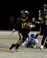 Manteo Varsity Football Playoff versus Plymouth 11/18/11