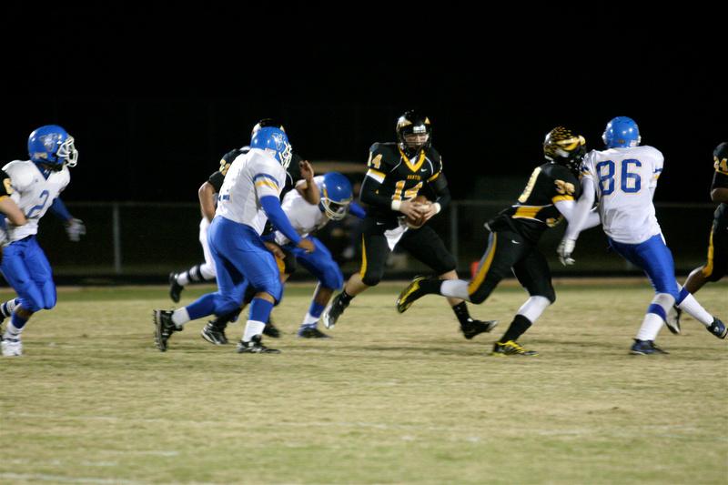 Left Field Photography Manteo Varsity Football Versus