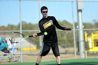 Manteo Tennis versus Gates County 3/16/17