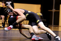 Manteo Wrestling versus Currituck 11/19/14