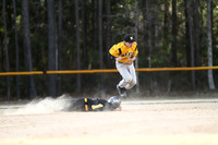 Manteo Middle Baseball versus Elizabeth City 3/23/16