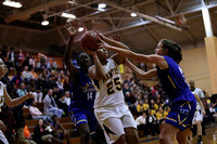 Manteo Women's Basketball versus Columbia 1/2/18