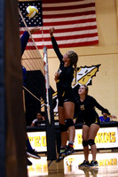Manteo Volleyball versus Plymouth 8/25/16