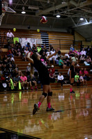 Manteo Volleyball 'Senior Night' versus Edenton 10/12/17