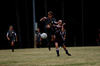 Manteo Middle Soccer versus River Road 10/9/17