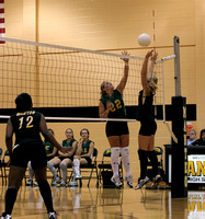 Manteo Volleyball versus Williamston 9/3/09