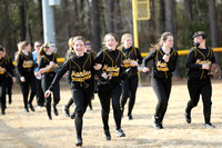 Manteo Middle Softball versus River Road 3/20/17